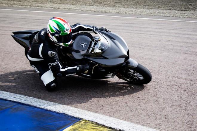 Tamburini T12 Massimo: Pocta motocyklové legendì