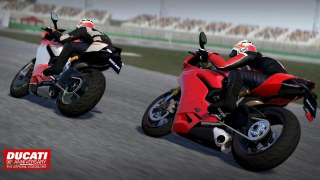 Ducati si nadìlí k devadesátinám novou videohru