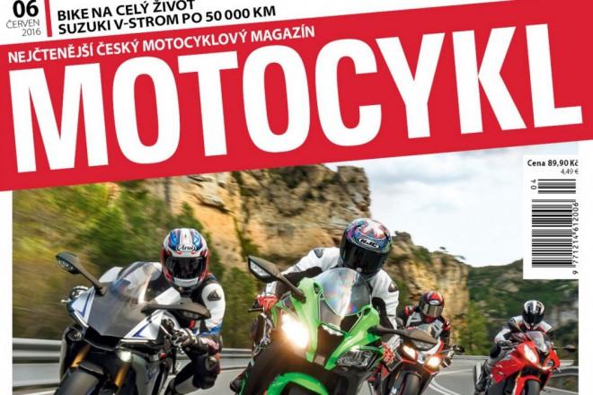 Motocykl 6/2016