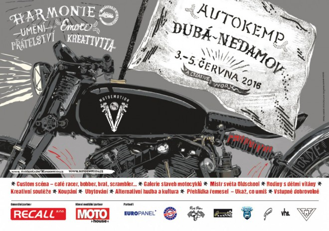 Motoemotion zve na Festival 2016