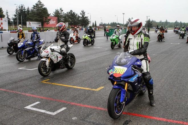Michelin Bikers Cup 2016 oficiálnì zahájen v Brnì
