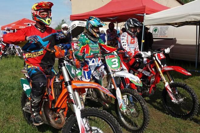 V Bílinì zahájili sezonu jezdci endura MMÈR a Pøeboru ÈR