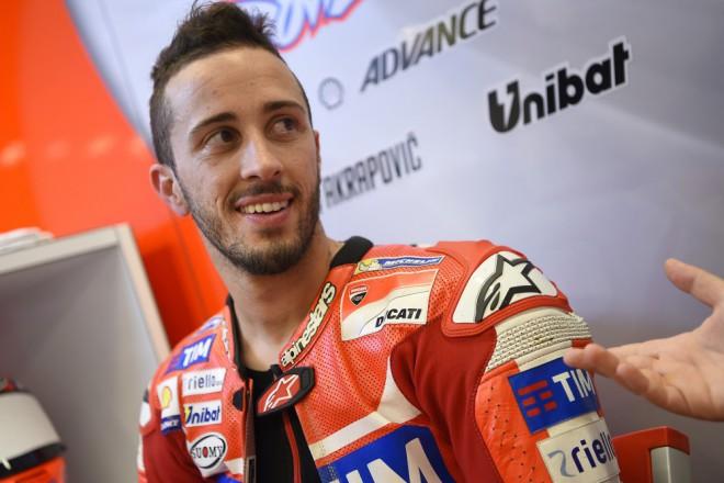 Dovizioso pokraèuje s Ducati minimálnì do konce roku 2018