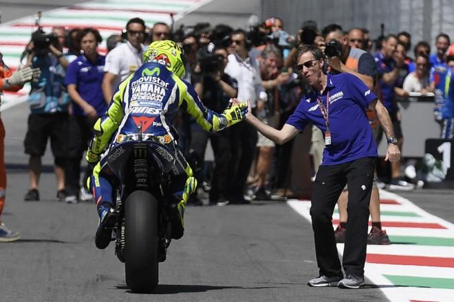 GP Itálie – Rossiho první pole position v Mugellu od roku 2008
