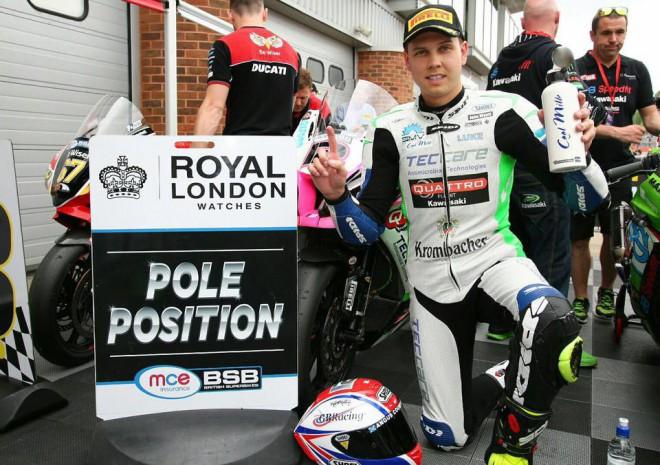 BSB – V Brands Hatch odstartuje první Luke Mossey