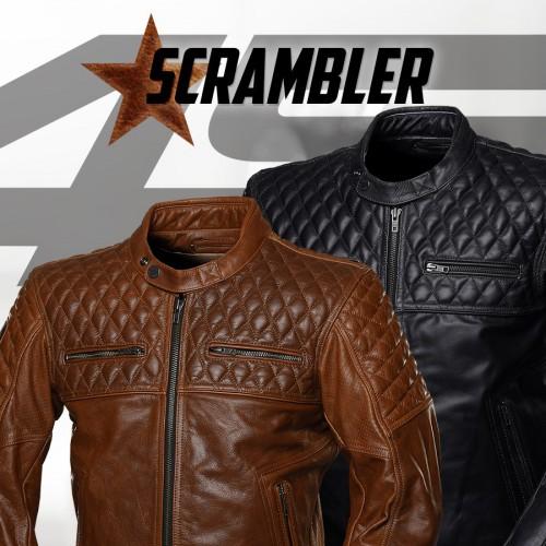 Luxusní Scrambler od 4SR