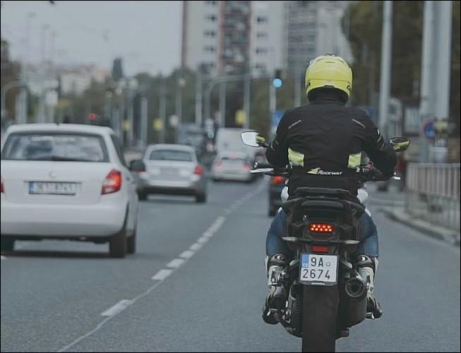 Evropští motocyklisté kriticky hodnotili vliv kvality silnic na jejich bezpeènost