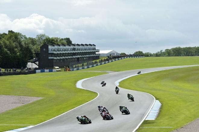 Sedmý podnik MS Superbike – Donington Park