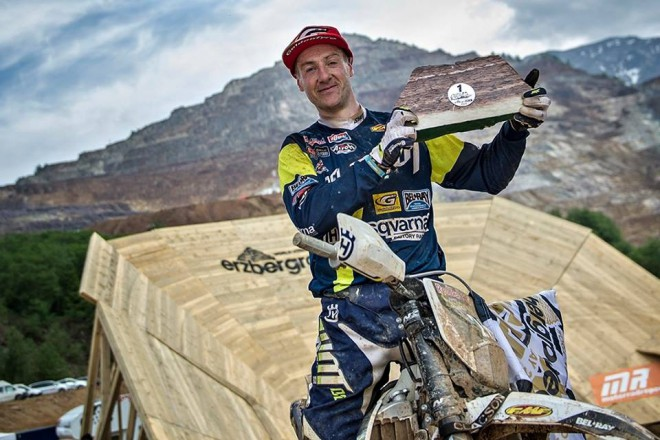 Erzbergrodeo 2016: Red Bull Hare Scramble vyhr�l Jarvis
