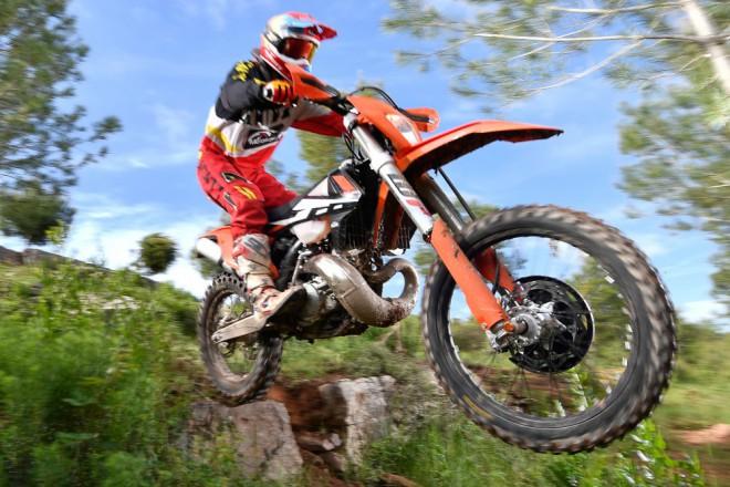 Vyzkoušeli jsme nové KTM EXC ve Španìlsku