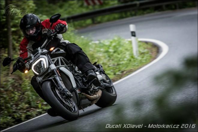 Ducati XDiavel: už mi øíkej cruiser