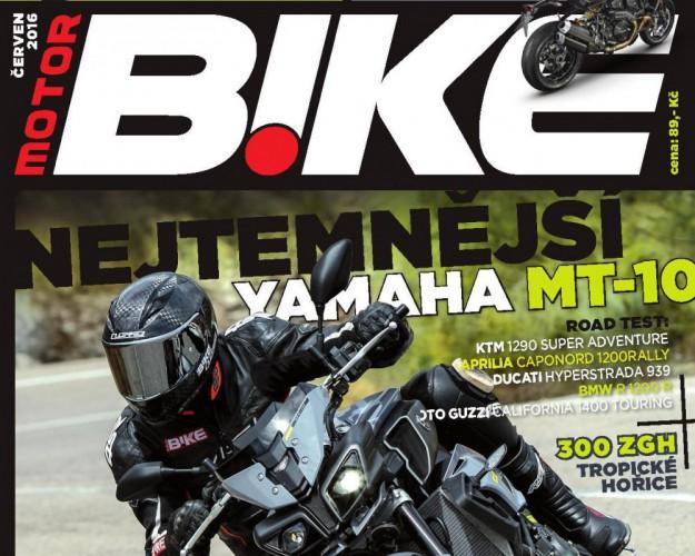 Motorbike 6 / 2016