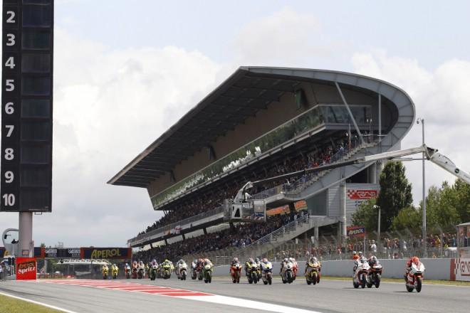 Sedmá GP sezony – Velká cena Katalánska