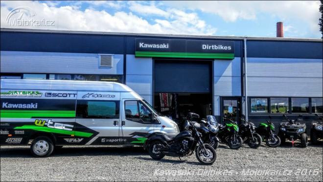 Dirtbikes otevírá nové motocentrum na severní Moravì
