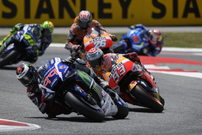 Lorenzo pøišel o vedení, Iannone v Assenu odstartuje poslední