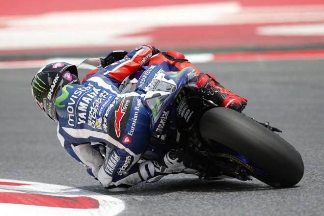 Yamaha pokraèuje v testu nového podvozku také v úterý