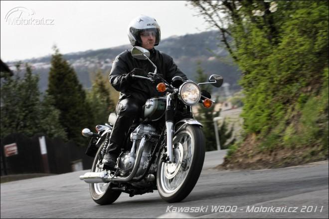 Kawasaki W800 Final edition: konec jedné klasiky