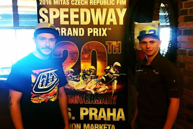 Pražská Speedway Grand Prix už klepe na dveøe