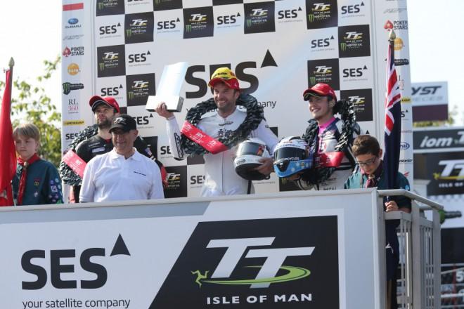 TT 2016 – Závod SES TT Zero vyhrál Bruce Anstey