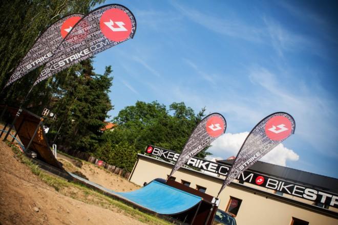 Bikestrike: Adrenalin až na prvním místì