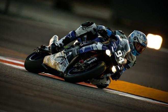 O vítìzství týmu GMT94 Yamaha rozhodlo jednaosmdesát tisícin