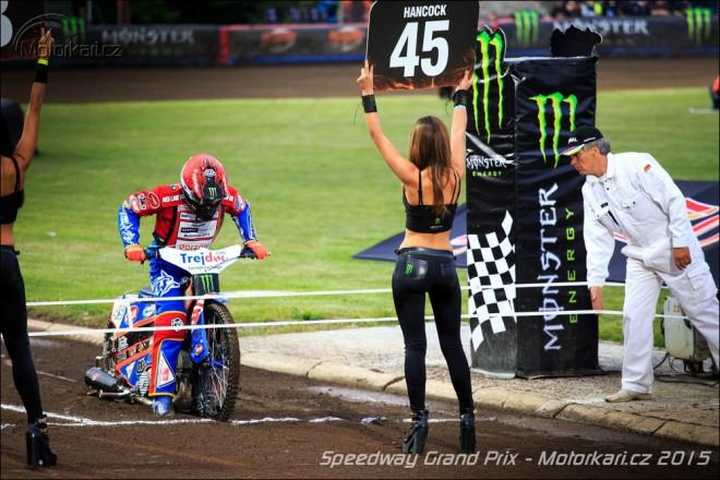 Vyhrajte dvì trièka Monster a vstupenky na Speedway Grand Prix!