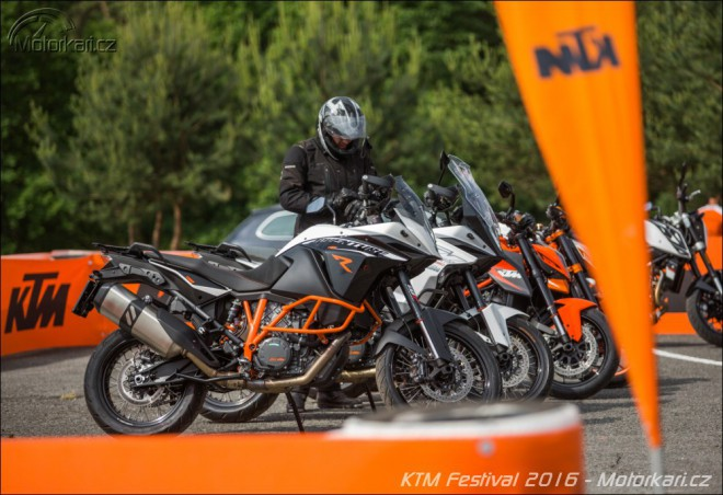 KTM Festival 2016: Oran�ov� pod Bezd�zem