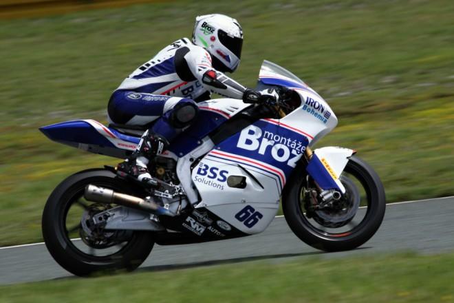 Brož zajel výbornì kvalifikaci, závod ovlivnil problém s pneumatikou
