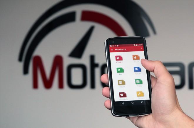 Nová aplikace Motorkáøi.cz a soutìž o ceny