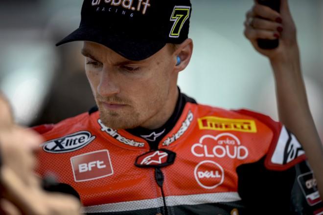 Davies velké šance na pøestup do MotoGP nevidí