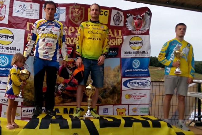 EMX Open: Šestý závod jeli motokrosaøi v Srbsku