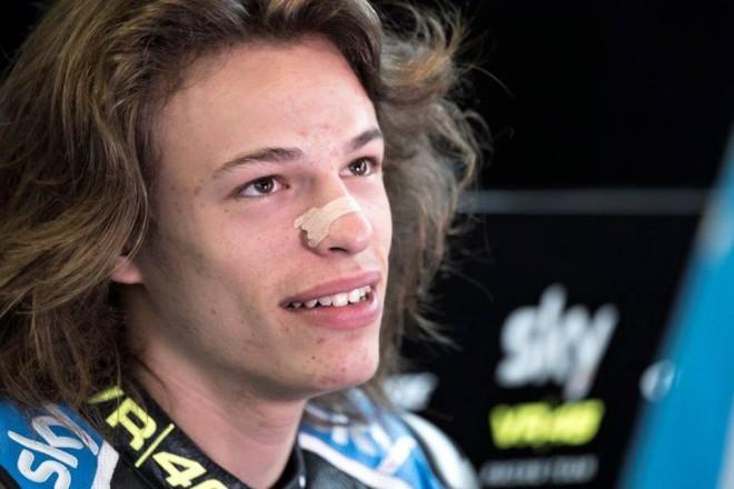 Bulega prodloužil s týmem SKY Racing Team VR46