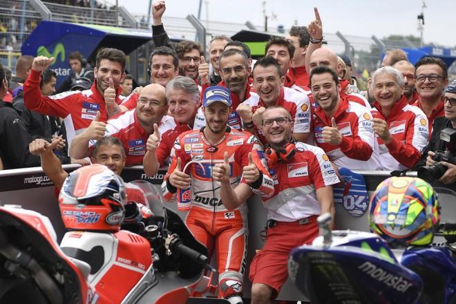 Motul TT Assen – Pole position slaví letos poprvé Dovizioso