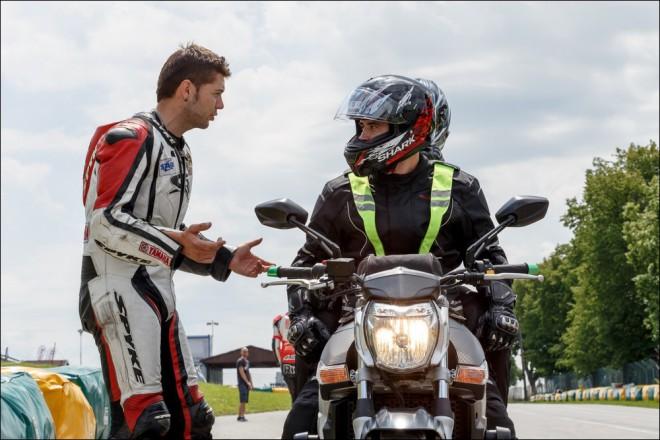 Zlepši svou jízdu díky Silnièní motoškole