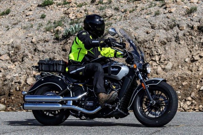 """Indian testuje Scout """"Touring"""""""
