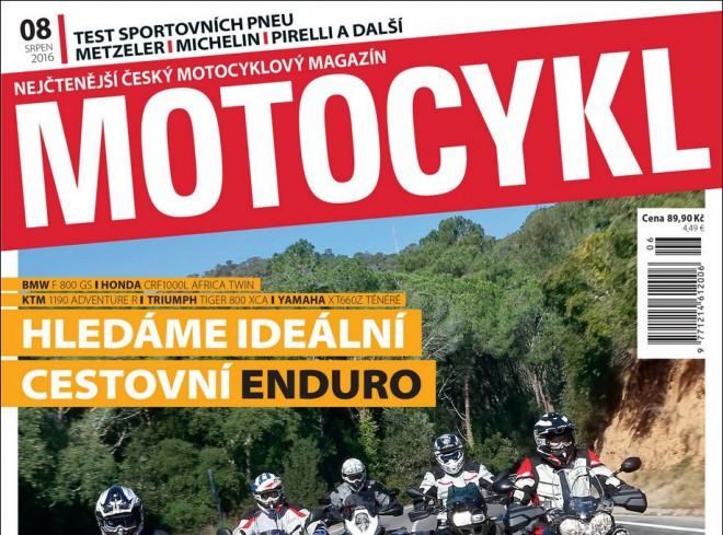 Motocykl 8/2016