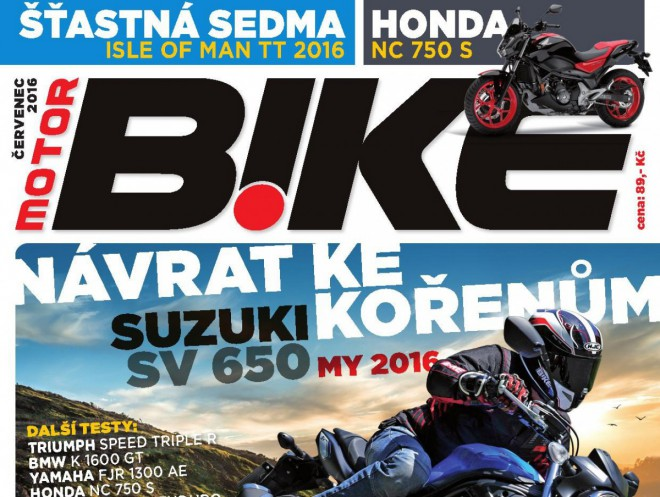 Motorbike 7 / 2016