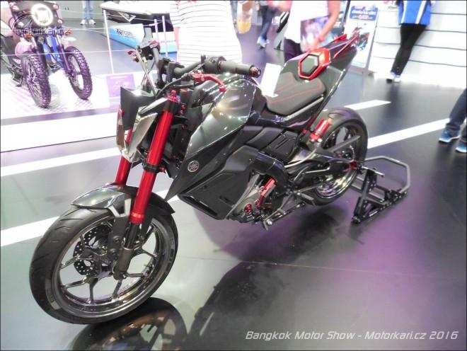 Thajsko a Bangkok Motor Show