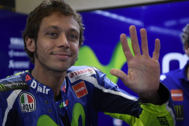 Valentino Rossi: The Doctor Series Episode (4/5)