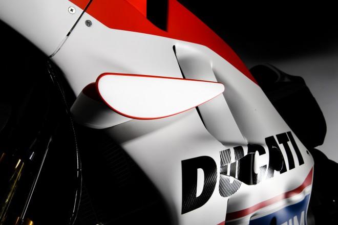 Zákaz aerodynamických køidélek je pro Ducati tìžko pøijatelný