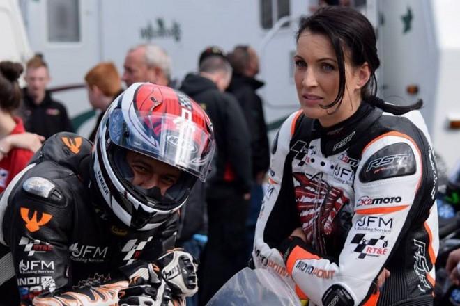 Závody irského šampionátu s týmem Motopoint, který teï míøí do Tìrlicka