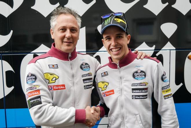 Alex Márquez pojede s VDS Racing také pøíští rok