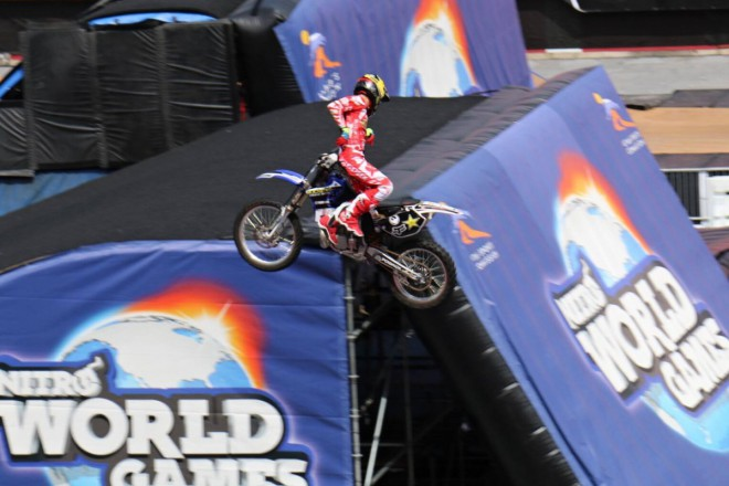 Libor Podmol je ve fin�le Nitro World Games