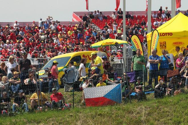 Sobota na Sachsenringu v obrazech