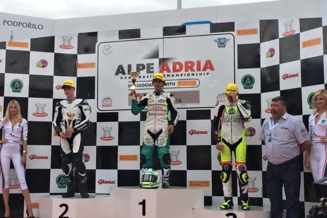 V Mostì vyhrál tým Ariane Racing s Martinem Gbelcem druhý závod