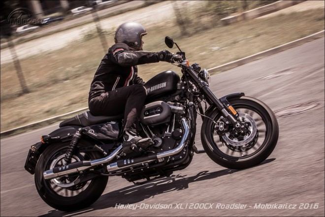 Harley-Davidson Roadster: Støet dvou svìtù
