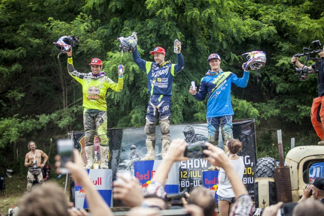 Red Bull Romaniacs - P�tka pro Grahama!
