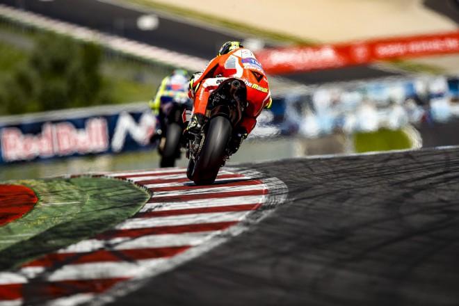 Na dráze Red Bull Ringu je Ducati velmi rychlá