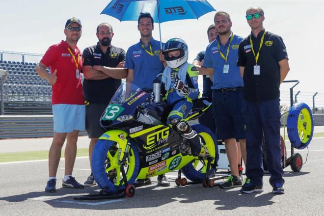 Nároèný víkend Michala Búlika na okruhu MotorLand Aragón