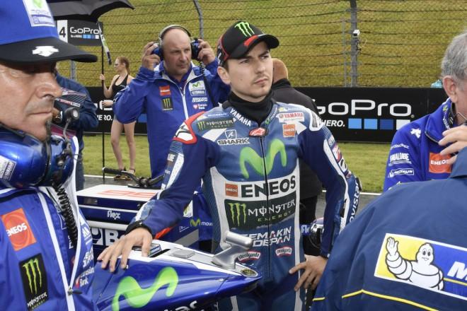 Lorenzo pot�ebuje naj�t jistotu na pneumatik�ch Michelin